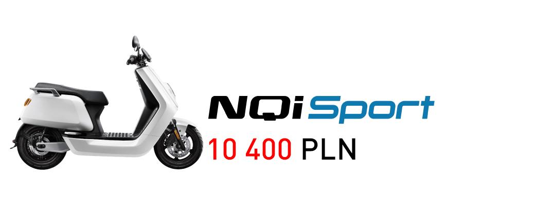 skuter elektryczny niu nqi sport nqi series